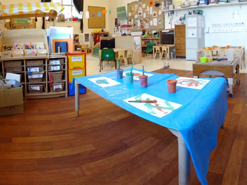sunshine-room-paint-tables